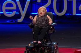 Succeeding from a Wheelchair