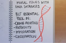 Monumental Pros and Cons of DNA Fingerprinting