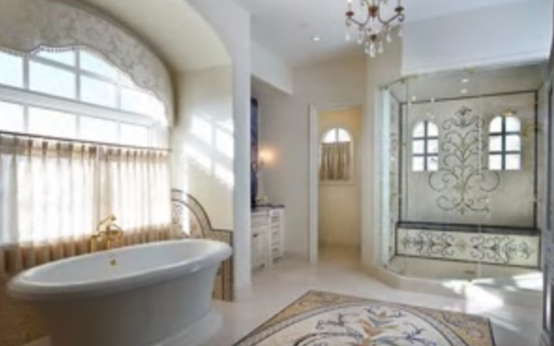 Marble bathroom countertops pros and cons list for Marble in shower pros and cons